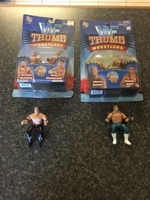 WWF / WWE Vintage Wrestlers for Sale in Knoxville, TN