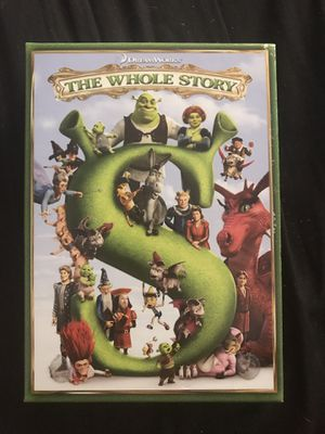 Shrek the collection dvd for Sale in Barnegat Township, NJ