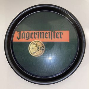 Jagermeister Serving Tray - Rubber Finish for Sale in Massillon, OH