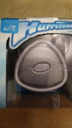 I live smaller computer Bluetooth wireless speakers and black and gray for Sale in Portland, OR