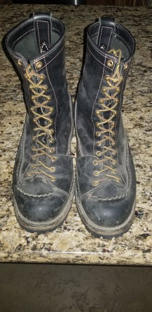 Wesco Lineman / Logger / Wildland fire fighter boot Mens 11E for Sale in Hesperia, CA