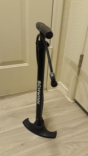 Schwinn air pump for Sale in Phoenix, AZ
