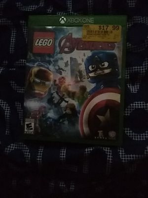 Avengers assemble disc xbox one for Sale in Wichita, KS