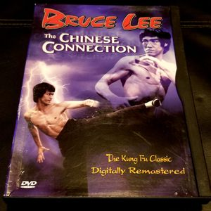 Bruce Lee The Chinese Connection DVD for Sale in Marysville, WA