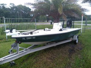 19 ft. Bay craft flats boat for Sale in Orlando, FL