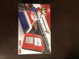 Nintendo 2Ds with MarioKart7 included! for Sale in Wakefield, MA