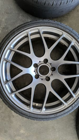 19' competition M3 wheels for Sale in Hamilton, OH