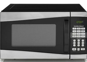 New Microwave Hamilton Beach for Sale in Cassopolis, MI