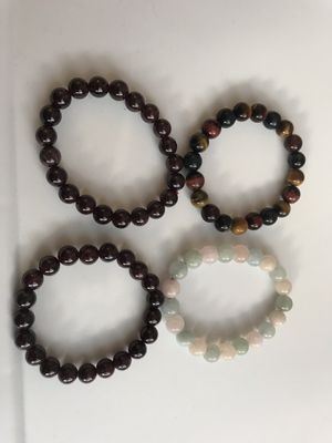 Energy natural crystal bracelet for Sale in Rowland Heights, CA