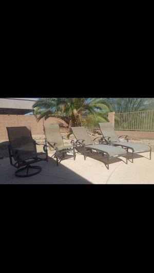 Tropitone Somerset outdoor furniture for Sale in Phoenix, AZ