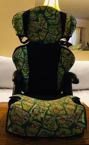 Teenage mutant ninja turtle car seat for Sale in Sunrise, FL