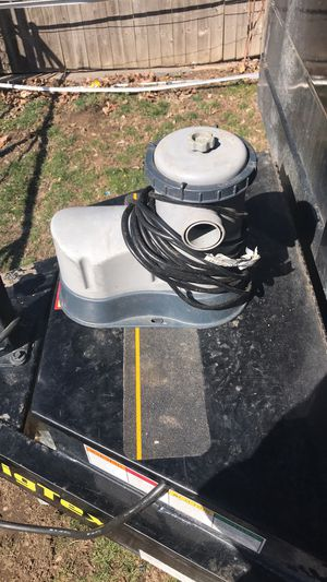 pool pump for Sale in East Providence, RI