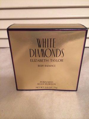 White Diamonds Body Powder for Sale in Tampa, FL