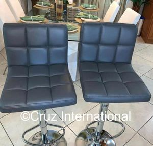 New 2 gray bar stools for Sale in Orlando, FL