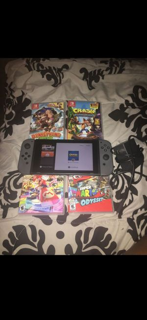 Nintendo Switch for Sale in Chesterhill, OH