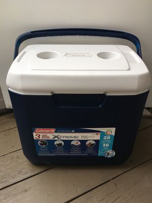 Coleman Cooler 28 quart for Sale in Sunnyvale, CA