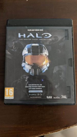 Halo 5 Master Chief Edition for xbox one for Sale in Safety Harbor, FL