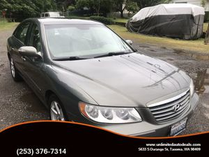2007 Hyundai Azera for Sale in Tacoma, WA