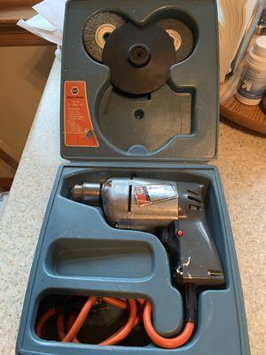 """Black & Decker 3/8"""" drill kit for Sale in La Grange, IL"""