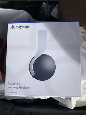 Sony PULSE 3D Wireless Headset PlayStation 5 for Sale in Nanuet, NY