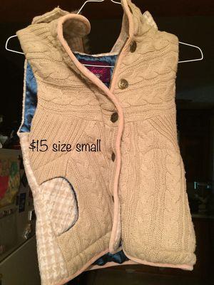 Jacket vest for Sale in Wichita, KS