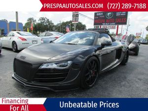 2011 Audi R8 for Sale in Pinellas Park, FL