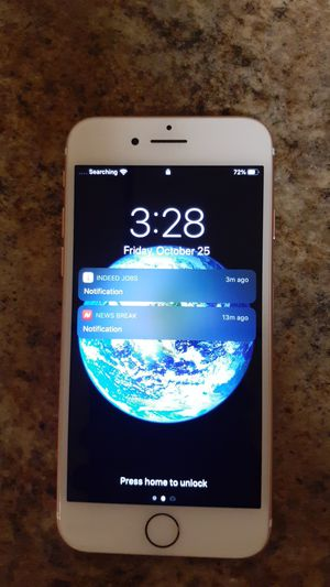 ROSE GOLD IPHONE 7 SPRINT/BOOST for Sale in Morrisville, PA