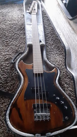Vintage Bass guitar for Sale in Azusa, CA