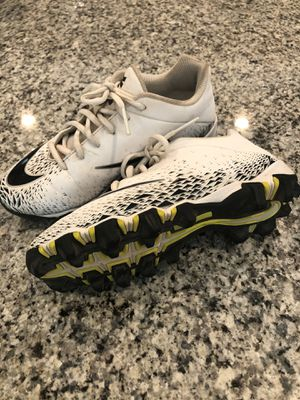Youth Size 4.5 black/white Nike VPR Soccer Cleats for Sale in Surprise, AZ