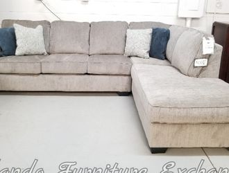 FREE DELIVERY ‼️NEW GREY SECTIONAL SOFA COUCH for Sale in Oviedo,  FL