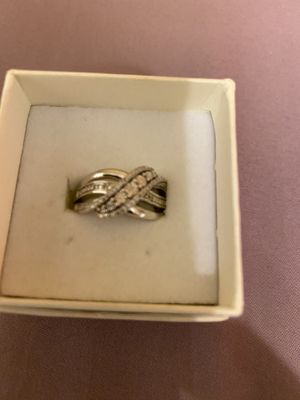 Silver ring size 6 or 7 for Sale in WA, US