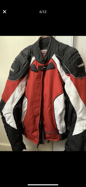 Cortech Motorcycle jacket size medium for Sale in San Francisco, CA