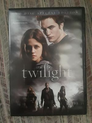 Twilight two disc special edition for Sale in Austin, TX