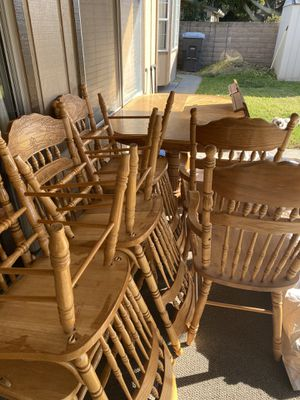 Table for Sale in Manteca, CA