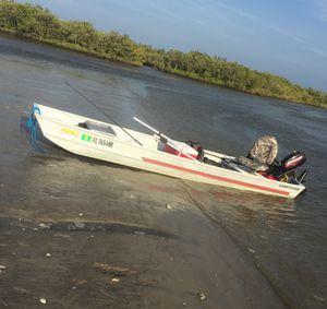 14ft Jon boat for Sale in Orlando, FL