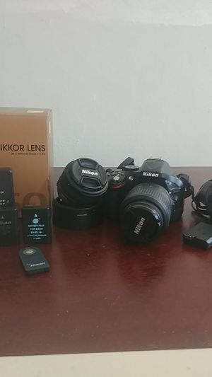 Nikon D5200 with 50mm lens for Sale in Miami, FL