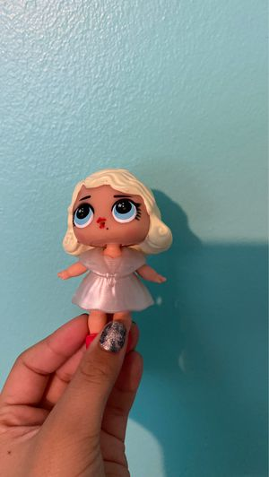 Cute LOL doll disinfected for Sale in Westlake, OH