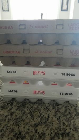 Egg cartons for Sale in Jurupa Valley, CA