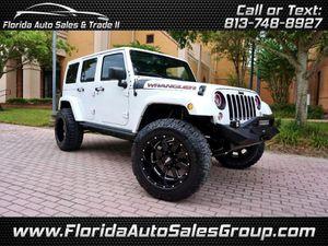 2017 Jeep Wrangler for Sale in Tampa, FL
