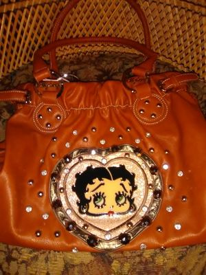 Betty boop purse for Sale in Derby, KS