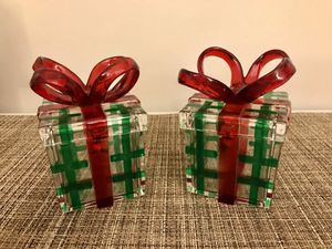 Holiday Lucite Boxes for Sale in Hilliard, OH