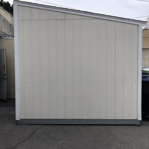 12x20 Large Shed/storage Unit. Working Fan Many Electric Outlets Throughout. You Would Have To Tow Away Could Be Used For A Workshop/storage/tiny Hous for Sale in Burbank, CA