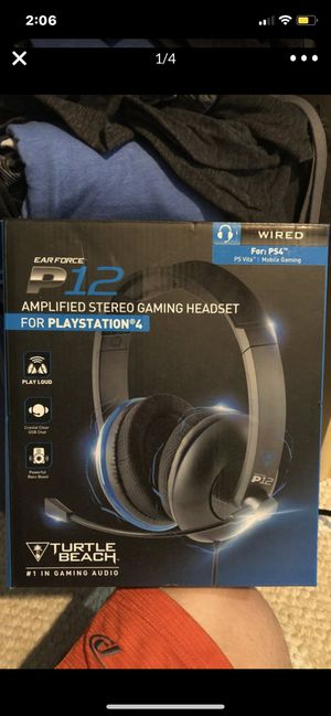 Turtle beach PS4 Headset for Sale in North Miami Beach, FL