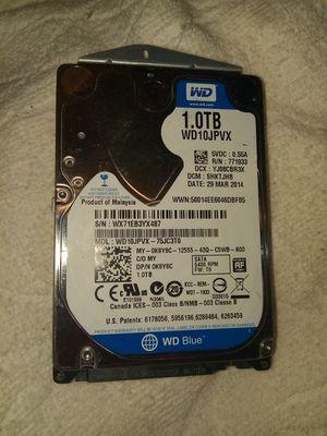 WD 1.0TB for Sale in Las Vegas, NV