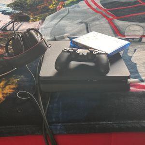 PS4 Slim for Sale in Fredericksburg, VA