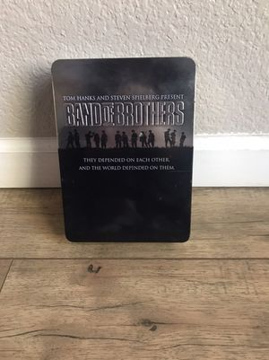 Band of brother box set for Sale in Murrieta, CA