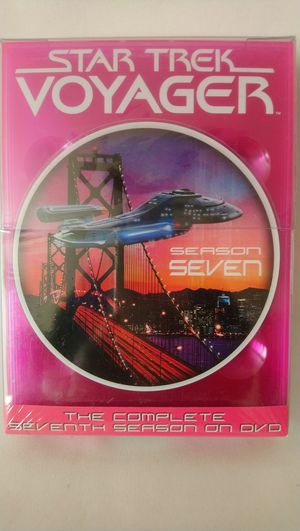 Star Trek Voyager The Complete Seven Season On DVD - Sealed brand new. for Sale in Silver Spring, MD