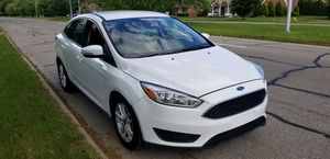 2017 Ford Focus SE, Back-Up Camera for Sale in Dearborn Heights, MI