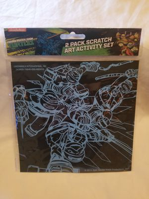 Scratch Art Activity Sets for Sale in Galloway, OH