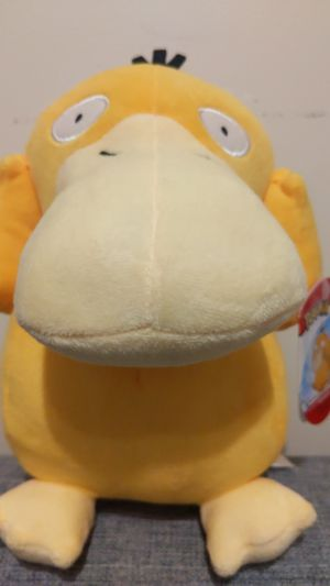 Plush Pokemon psyduck for Sale in Chicago, IL